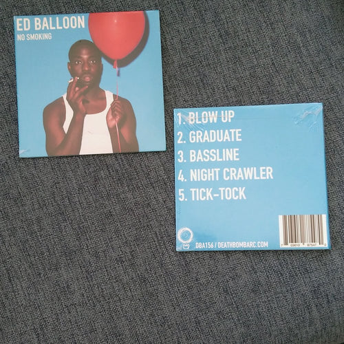 ED BALLOON 'no smoking' cd