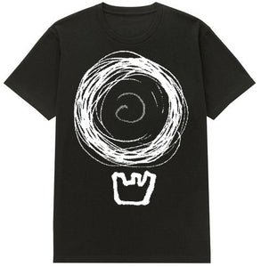 DEATHBOMB BASIC BITCH LOGO TEE