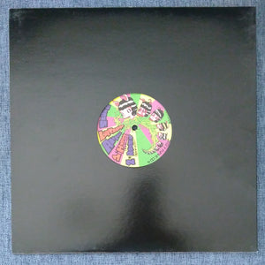 CAPTAIN AHAB / COPY split 12""