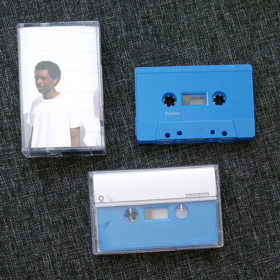 THEY HATE CHANGE 'cycles [deluxe edition]' cassette