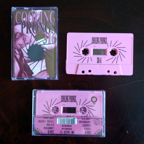 COOLING PRONGS '316' cassette