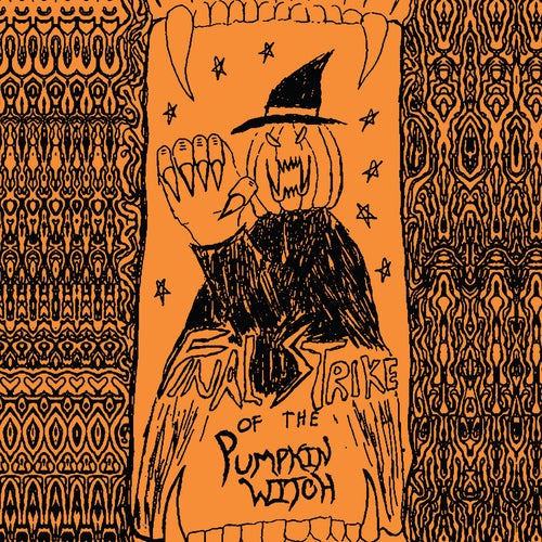 PUMPKIN WITCH 'final strike of the pumpkin witch' 2x 12