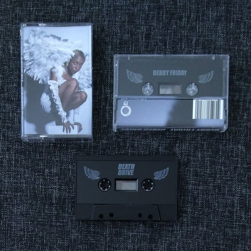 DEBBY FRIDAY 'death drive' cassette