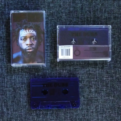 ED BALLOON 'the dubs' cassette