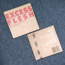 Load image into Gallery viewer, JONATHAN SNIPES 'excess flesh ost' cd