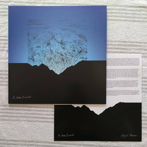 "MIGUEL MENDEZ 'a sleep disaster' 12"" vinyl"
