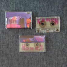 Load image into Gallery viewer, KA5SH 'big pink loser' cassette