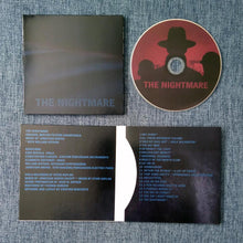 Load image into Gallery viewer, JONATHAN SNIPES 'the nightmare' ost cd