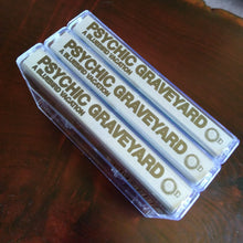 Load image into Gallery viewer, PSYCHIC GRAVEYARD 'a bluebird vacation' cassette