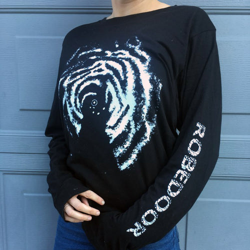 ROBEDOOR 'drunk on poison' long sleeve tee w/ DL edition