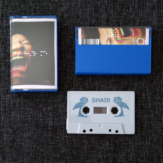 SHADI 'you can't hear me' cassette