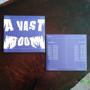 MICAELA TOBIN 'a vast room' cd
