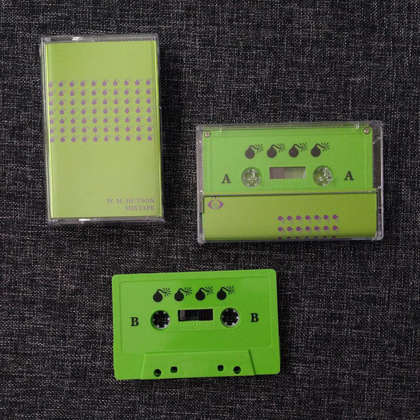 WILLIAM HUTSON 'mixtape' cassette