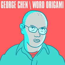 Load image into Gallery viewer, GEORGE CHEN 'word origami [deluxe edition]' double cassette
