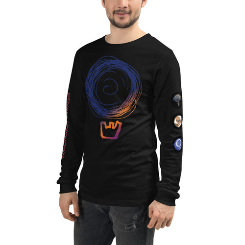 DEATHBOMB PLANETARY long sleeve