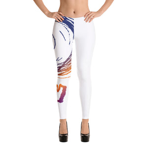 DEATHBOMB SUNSET leggings