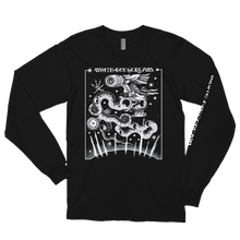 Load image into Gallery viewer, WHITE BOY SCREAM 'bakunawa' long sleeve tee