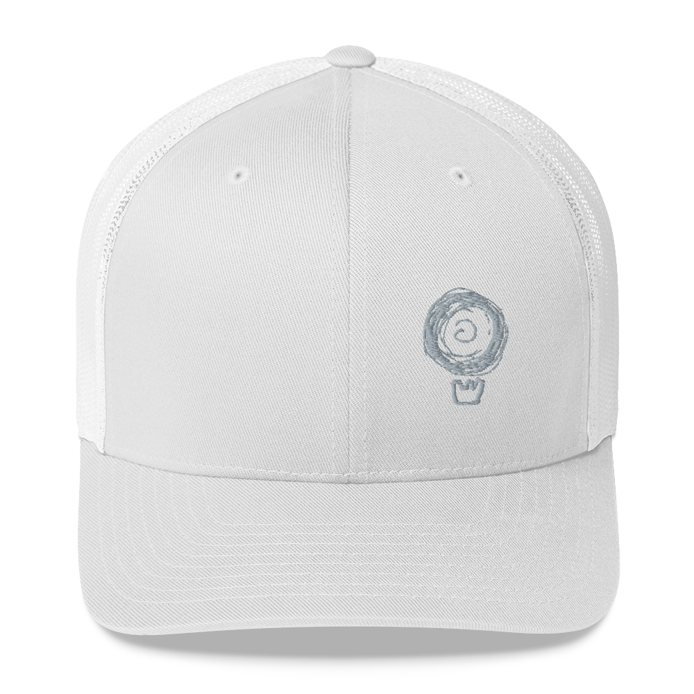 DEATHBOMB ARC 'BASIC BITCH' trucker cap