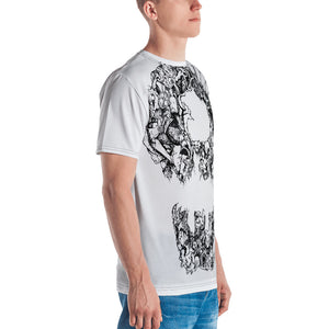 NASTY MASS all over print tee