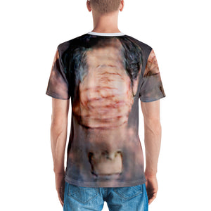 FLESH 2 DEATH all over print tee