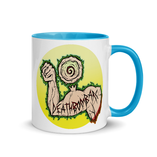DEATHBOMB ARC muscle mug