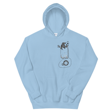 Load image into Gallery viewer, BARFING GHOST unisex hoodies