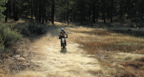 dualsport motorcycle touring