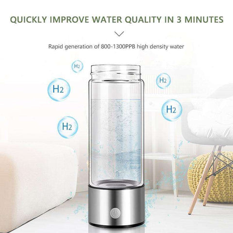 Alka™ Portable Water Ionizer