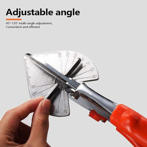 AngleSlice - 45-180 Degree Multi Angle Cutter