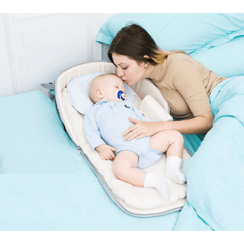 Image of BabyRest™ Portable Baby Bed Backpack