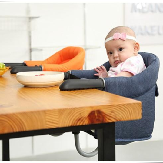 Clampy™ - Baby Portable Highchair