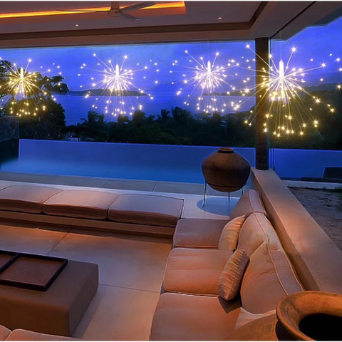 Image of CopperSpark™ LED Firework Lights