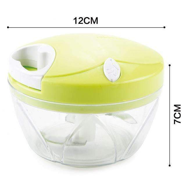 Crank Chop - Speedy Vegetable Chopper