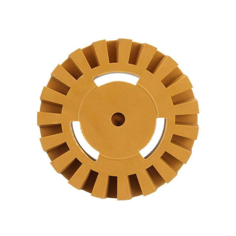 Image of DecalDisc™ - Decal Rubber Eraser Wheel