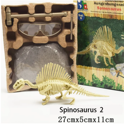 Image of DinoFUN™ Archaeological Educational Toy