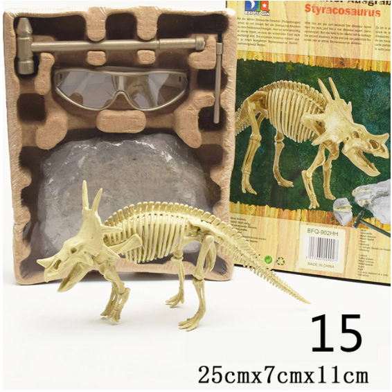 DinoFUN™ Archaeological Educational Toy