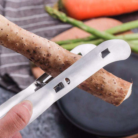 Image of DualPeel™ Double-Sided Stainless Steel Peeler