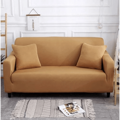 Image of ElegantSeat™ Elastic Sofa Cover