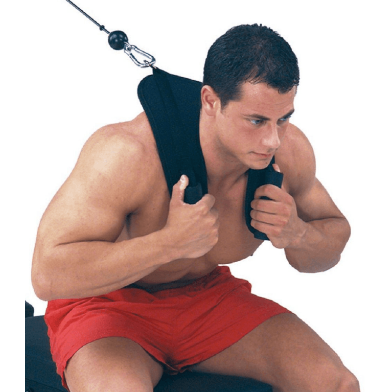 FitnessStrap™ Pulling Harness Shoulder Strap