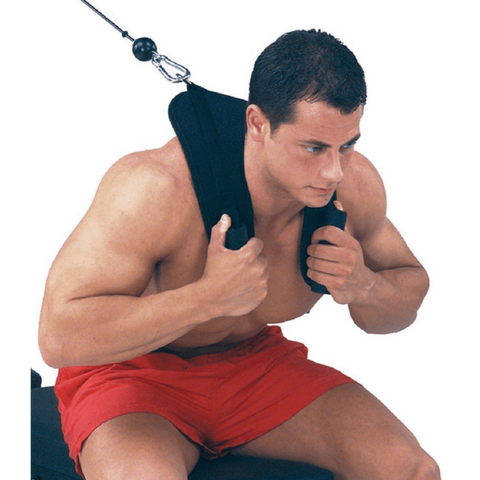 Image of FitnessStrap™ Pulling Harness Shoulder Strap