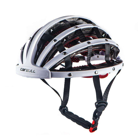 Image of Foldable Bicycle Helmet