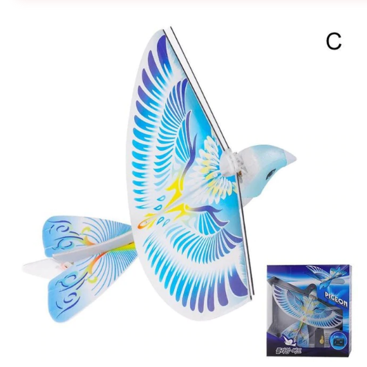 FurCatch™ Flying Bird Drone for Cats