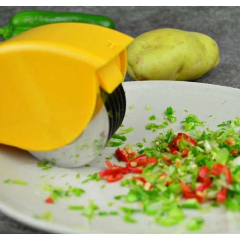 HerbMi™ Stainless Steel Herb Mincer
