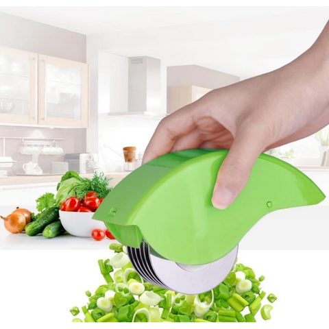 Image of HerbMi™ Stainless Steel Herb Mincer