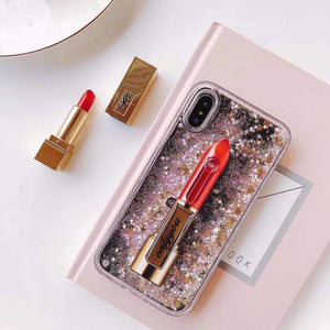 Liquid Lipstick iPhone Case