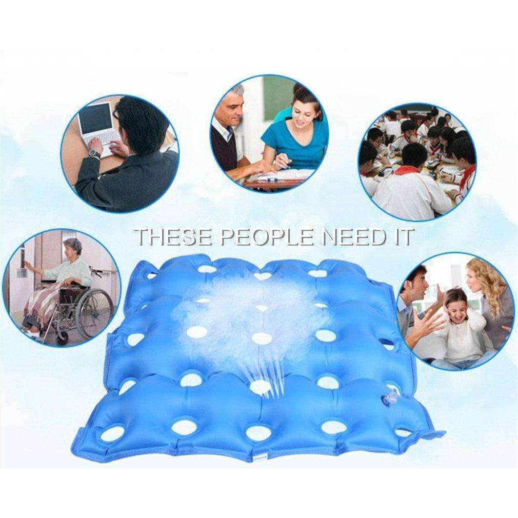 MediSeat™ Air Inflatable Medical Seat Cushion