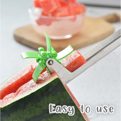 Image of MelonMill™ - Watermelon Windmill Slicer