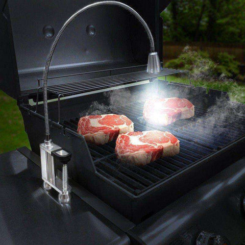 Image of MoonlightGrill™ BBQ LED Magnetic Grill Light