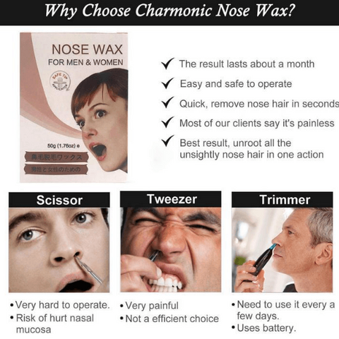 Image of NoseWax™ - Nose Hair Removal Kit