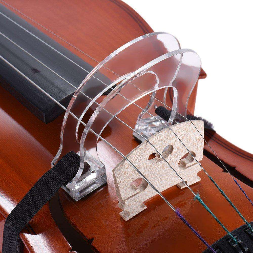 PlayRight™ Violin Bow Guide